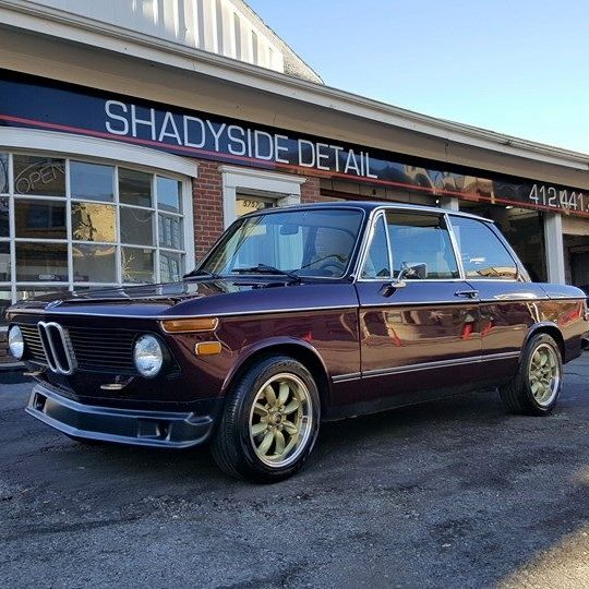 Shadyside Detail can make old cars look like new